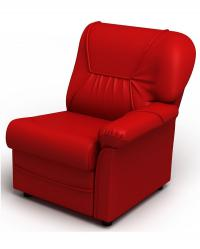 Кресло Дельта с левым подлокотником
