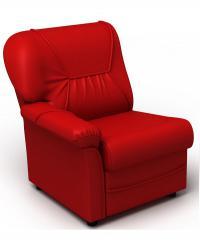 Кресло Дельта с правым подлокотником