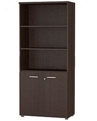 Fermo Шкаф с низкими дверьми высокий 72H003V2