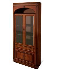 Шкаф для документов со стеклянными дверьми RT-G-101