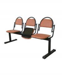 Ряд стульев СМ-9-21 - 2 места