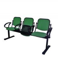 Ряд стульев СМ-16-21 - 2 места