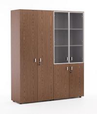 Шкаф EXE комбинированный с гардеробом