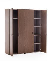Шкаф EXE для бумаг с гардеробом