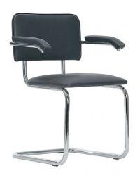 Кресло для посетителей Sylwia Arm