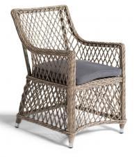 Кресло соломенное Латте