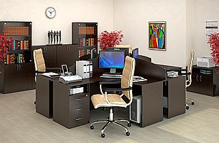 <h2>Офисная мебель NOVA S</h2>