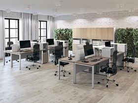 Офисная мебель RIO BASE