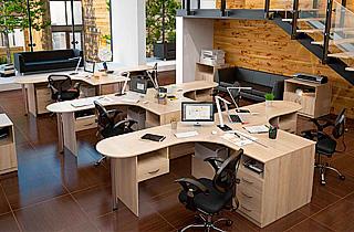 <h2>Офисная мебель Simple</h2>